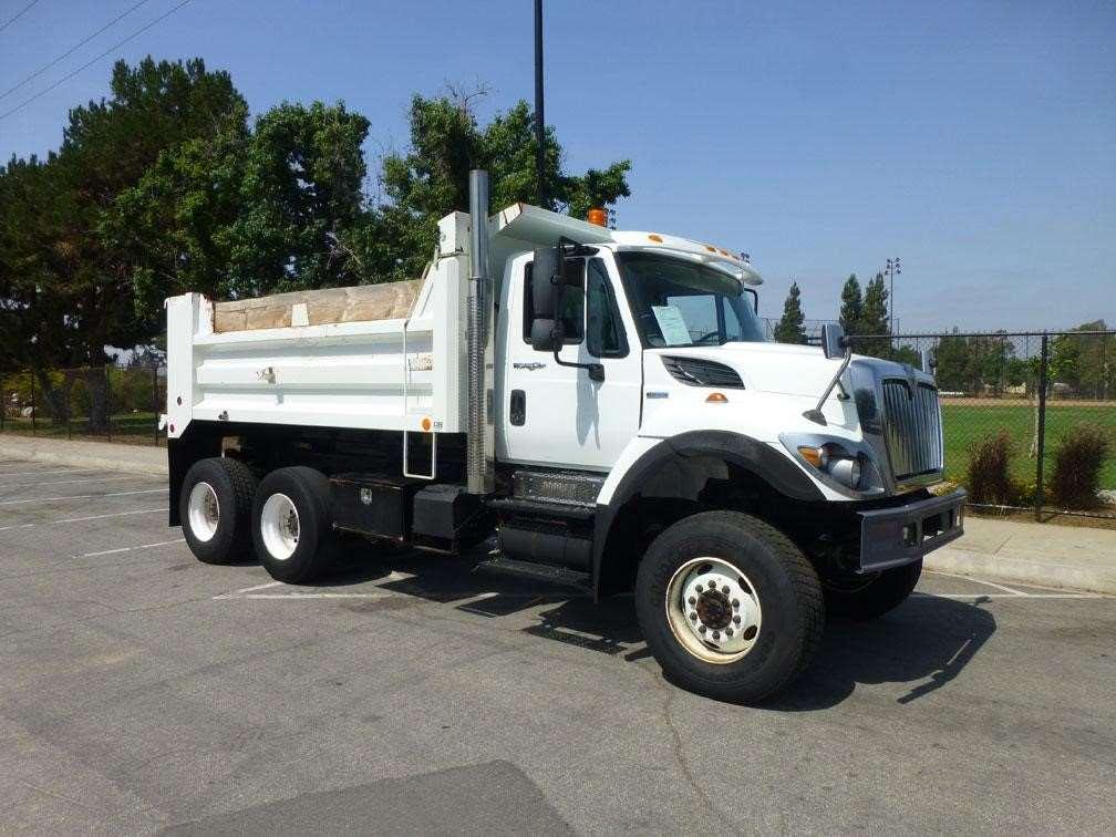 2009 international 7400 heavy duty dump truck for sale 33 436 miles norwalk ca 4204. Black Bedroom Furniture Sets. Home Design Ideas