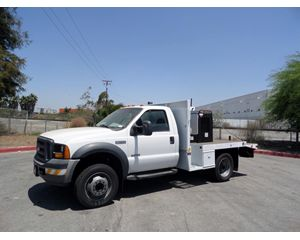 Ford F550 Mechanics Truck