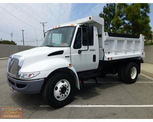 International 4300 Medium Duty Dump Truck