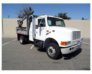 International 4700 Medium Duty Dump Truck