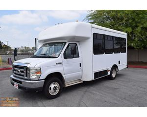 Ford E-350 Passenger Van / Box Truck