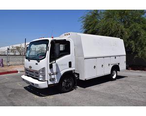 Chevrolet W4500 Service / Utility Truck