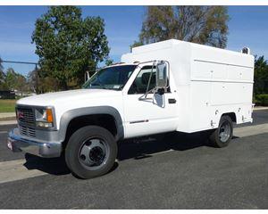 GMC 3500HD Service / Utility Truck