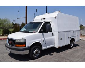 GMC SAVANA G3500 Service / Utility Truck
