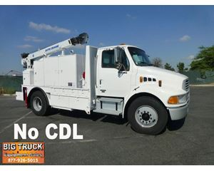 Sterling ACTERRA Service / Utility Truck
