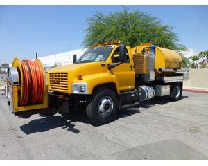 GMC TOPKICK C7500 Sewer / Septic Truck