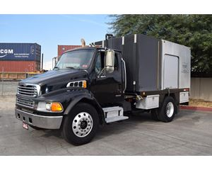 Sterling ACTERRA Sewer / Septic Truck