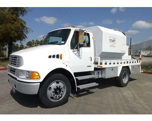 Sterling ACTERRA Sewer Truck