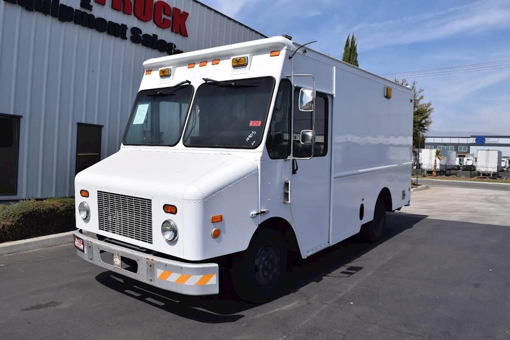2008 Freightliner MT45 Single Axle Step Van, Cummins ISB, 200HP, Automatic  For Sale, 31,142 Miles | Fontana, CA | 4714 | MyLittleSalesman com