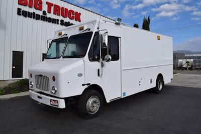 Step Vans For Sale >> 2010 Freightliner Mt55 Step Van Cummins 200hp For Sale 45 897