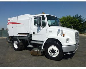 Freightliner FL70 Sweeper Truck