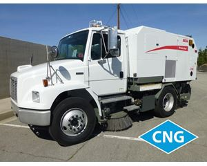 Freightliner FL80 Sweeper Truck