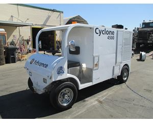 Advance CYCLONE 4500 Sweeper / Vactor