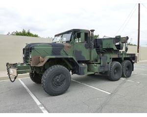 BMY M936A2 Tow Truck
