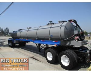 VE ENTERPRISES Vacuum Tank Trailer