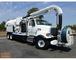 Sterling L8500 Vacuum Tank Truck