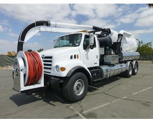 Sterling LT7500 Vacuum Tank Truck