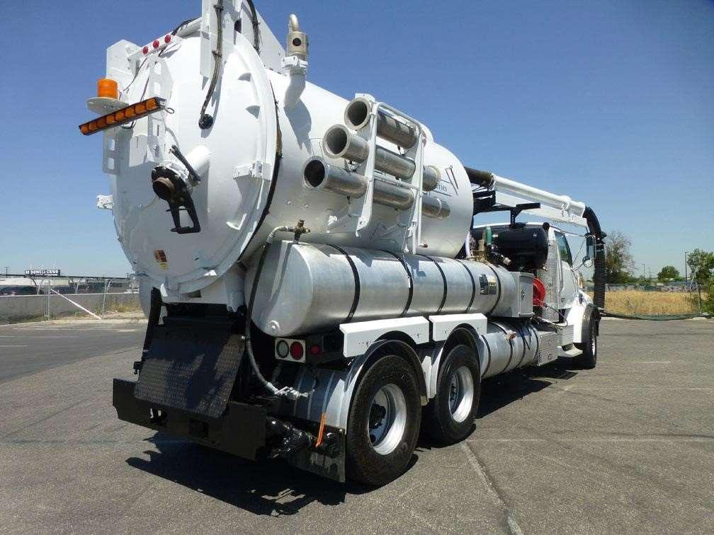 2008 Sterling LT9500 Vacuum Truck For Sale, 171,646 Miles ...