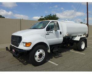 Ford F-650 Water Tank Truck