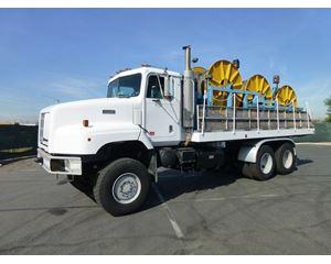 International Paystar 5000 Winch / Oil Field Truck