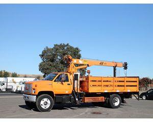 GMC TOPKICK C7500 Crane Truck