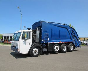CCC LET2 Garbage Truck