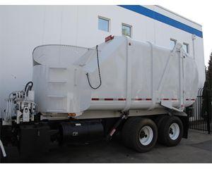 Heil RAPID RAIL Garbage Truck