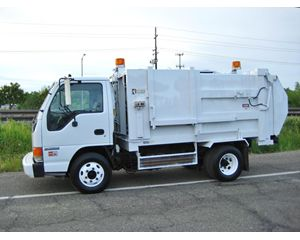 Isuzu NPR Garbage Truck