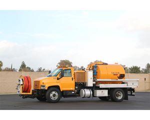 GMC TOPKICK C7500 Sewer Truck