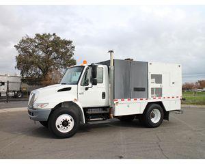 International 4300 Sewer Truck