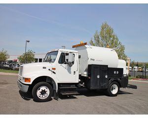 International 4700 Sewer Truck