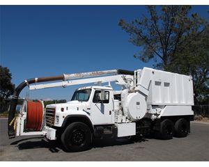 International F1954 Sewer Truck