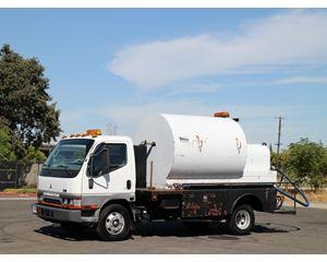 Mitsubishi Fuso FE180 Sewer Truck