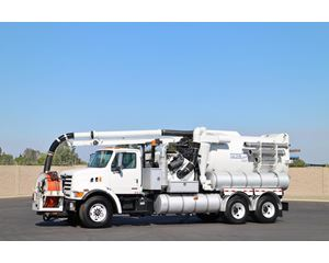 Sterling L9500 Sewer Truck
