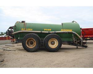 Balzer MFF22500 Agriculture Trailer