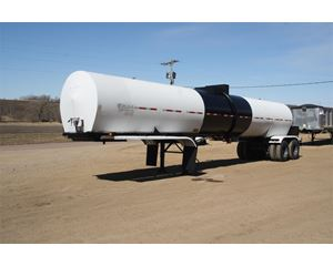 Fruehauf Asphalt / Hot Oil Tank Trailer