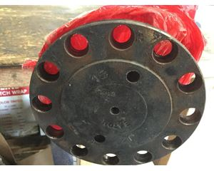 IHC 128375 Axle Shaft