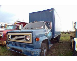 GMC 5000 Box Truck / Dry Van