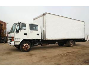 Isuzu FSR Box Truck / Dry Van