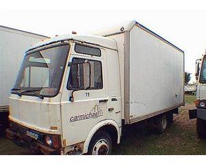 Iveco 2110 Box Truck / Dry Van