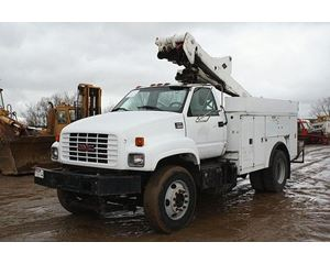 GMC TOPKICK C6500 Bucket / Boom Truck