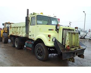 Autocar KM64 Heavy Duty Cab & Chassis Truck