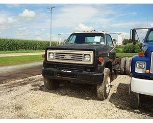 Chevrolet C65 Heavy Duty Cab & Chassis Truck