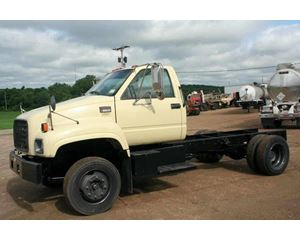 GMC 7000 Heavy Duty Cab & Chassis Truck