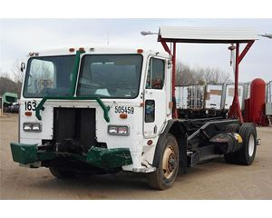 Peterbilt 320 Heavy Duty Cab & Chassis Truck