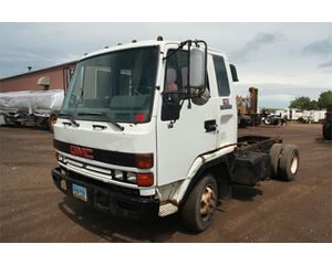 GMC W5 Medium Duty Cab & Chassis Truck