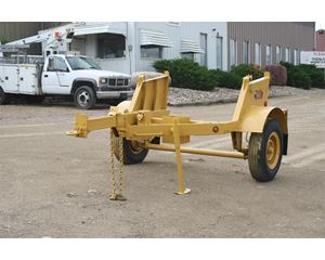 Baker Cable Pulling Trailer