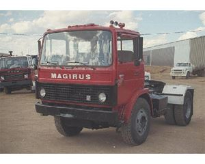 Magirus 200A13FL Cabover Day Cab