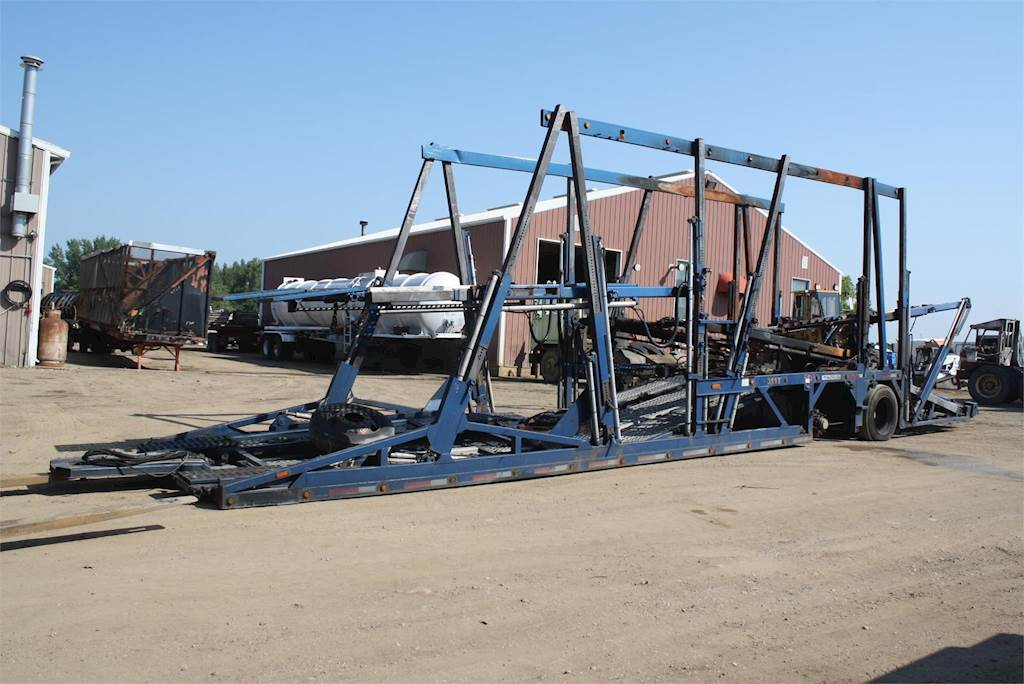 Car Carrier For Sale >> 2000 Cottrell Car Carrier For Sale Jackson Mn F823