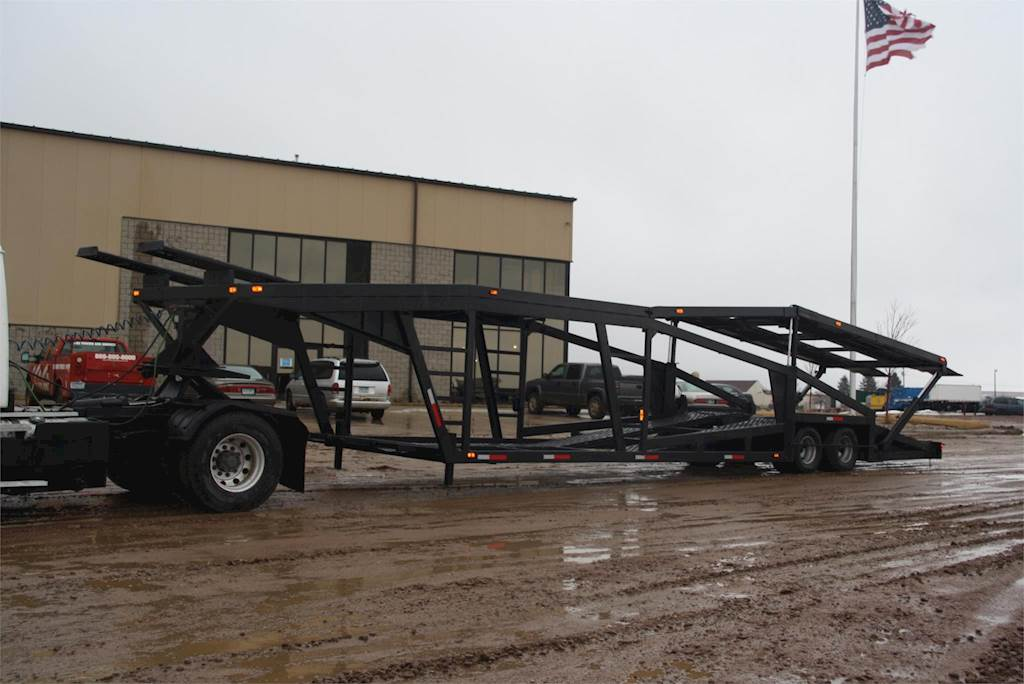 1997 Wally-Mo 46' 7 CAR HAULER Car Hauler Trailer